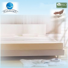 alibaba china hot selling memory foam ripple mattress