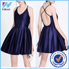 Yihao 2015 Women cocktail dresses Party Prom sleeveless summer style women casual cocktail dresses