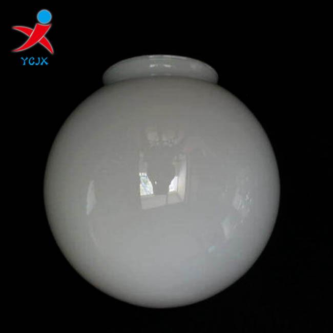 Shiny opal white glass ball ceiling light wall light shade buy white glass ball ceiling light wall sconce shade globe aloadofball Choice Image