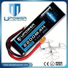 Upower 2 cell $key$ 25c lipo charger for rc helicopter