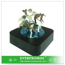 Magnetic Sculpture Golf For Stress Relief