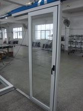 Single track syetem aluminium sliding door