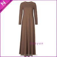 plain flare new model abaya