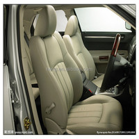 cheap price nice embossing rexine leather for car seat covers , pvc synthetic leather