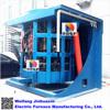 scrap iron smelting furnace 1 ton induction furnace