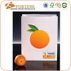 Hot Selling Custom Design New Pattern Fruit Paper Bag, White Kraft Paper Bag Wholesale