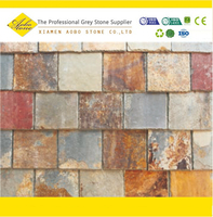 thin slate roofing tile pattern
