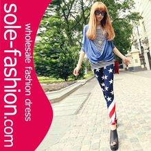 2013 Top seller wholesale american flag fashion pants