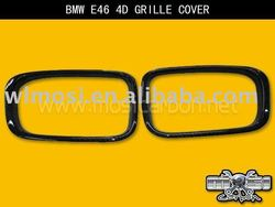 E46 4D GRILLE COVER FOR BMW