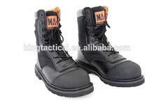 Botas militares, de seguridad táctico botas botas de seguridad con material durable