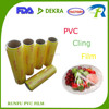 fresh meat packaging film, pvc cling film