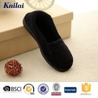Offer custom black casual non slip lady shoe online
