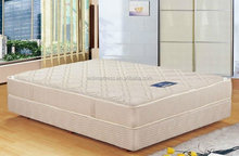 Soft Hotel Spring Mattress 100% cotton fabric mattress bed for sale