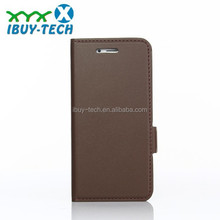Made in China top quality low wholesale price unique ID card slots design for orange roya flip case