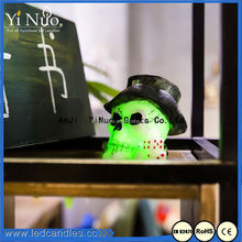 Hot Selling big skull candle from china