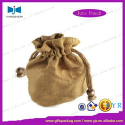 wholesale mini custom jute bags