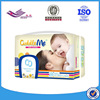 OEM dry surface high quality disposable cloth baby diaper in bales