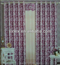 Made in china 10 years experience printed kinds of curtain