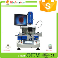Hot selling reballing kit for motherboard WDS-620 with optical alignment system