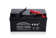VRLA or SLA 12V 65AH battery for UPS and solar system and security system lead acid battery