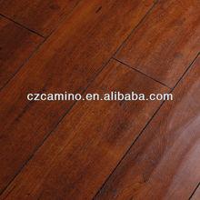 teak wood parquet flooring exported to France