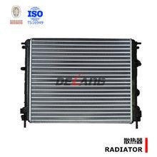 Aluminum engine radiator for DACIA LOGAN OE No.8200033831(DL-A009)