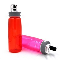 800ml china Cornell popular different colors New design drink bottle sports