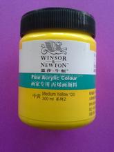 original 300ml Winsor & newton artist acrylic colour paint