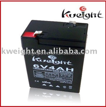 Lead acid battery 6v 4.0ah secure battery