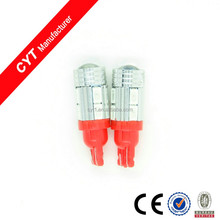 2.5W 12V 5730 10SMD T10 Red Led Auto Signal Light Tail Lamp