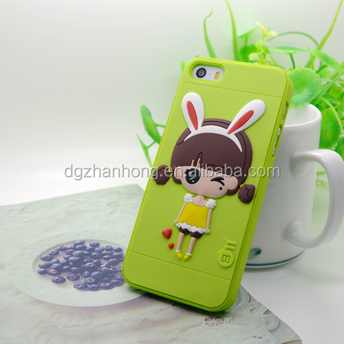New arrival !! Newest silicone phone case for iphone
