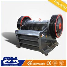 SBM PEW high capacity and low price stone crusher type 300 400 tph