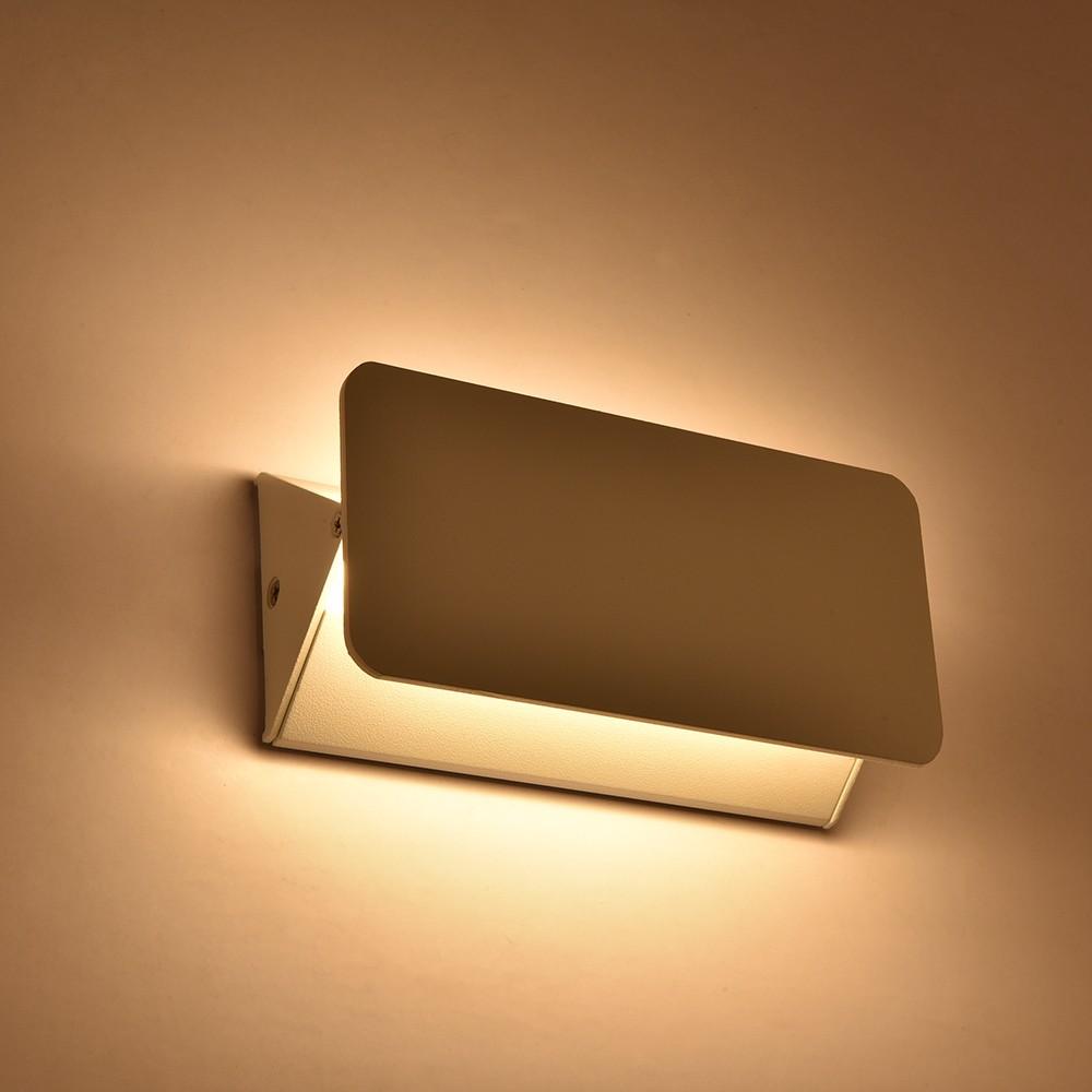 4 와트 최신 스타일 표면 설치 샤인 아래로 주도 벽 램프-벽 램프 ...