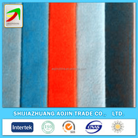 Wholesale high quality 100 Cotton Flannel Fabric for baby bedding sets shipping from china