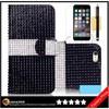 Keno Bling Bling Diamond Leather Cover for iPhone 6 Mobile Case, Mobile Phone Case for iPhone 6