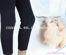 Quality Cashmere Wool Knee Leg Warmers Protectors Kneelet Pads Winter