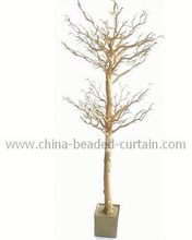 Popular 120CM Crystal Christmas Tree With Branch To Fit Bead Garland