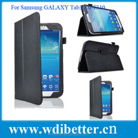 2014 Colorful New Genuine Leather Case For Samsung Galaxy Tab T310