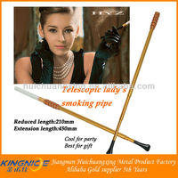 Jiangmen Kingnice fashion with diamond telescopic aluminum naruto party supplies