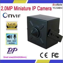 1080P HD IP Mini Camera Surveillance Covert Cameras