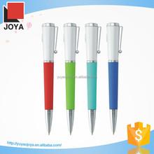 Joya Colorful Metal Ballpoint Pen Light