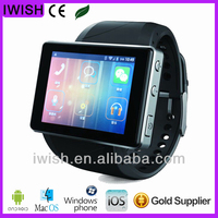 android 4.0 wifi wrist watch cell phone