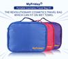 New Designer Portable Toiletry Bag / Waterproof Cosmetic Bag / Travel Storage Organizer Bag