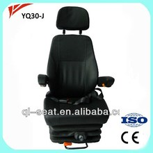 Heavy construction and off-highway operators construction vehicle mechanic suspension seats