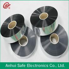 8.0um 100mm Antioxidant Capacitor Film,metallized capacitor films