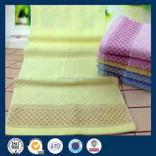 2015 new style 100% cotton terry tong towel