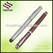 4 in1 laser pointer led light ball pen pda stylus pen