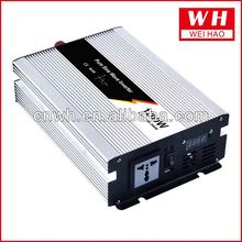 CE Approved weihao series 1200W 12/24v power inverter