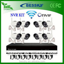 8CH Wireless NVR Kit,mini ip wifi camera,mp digital slr camera