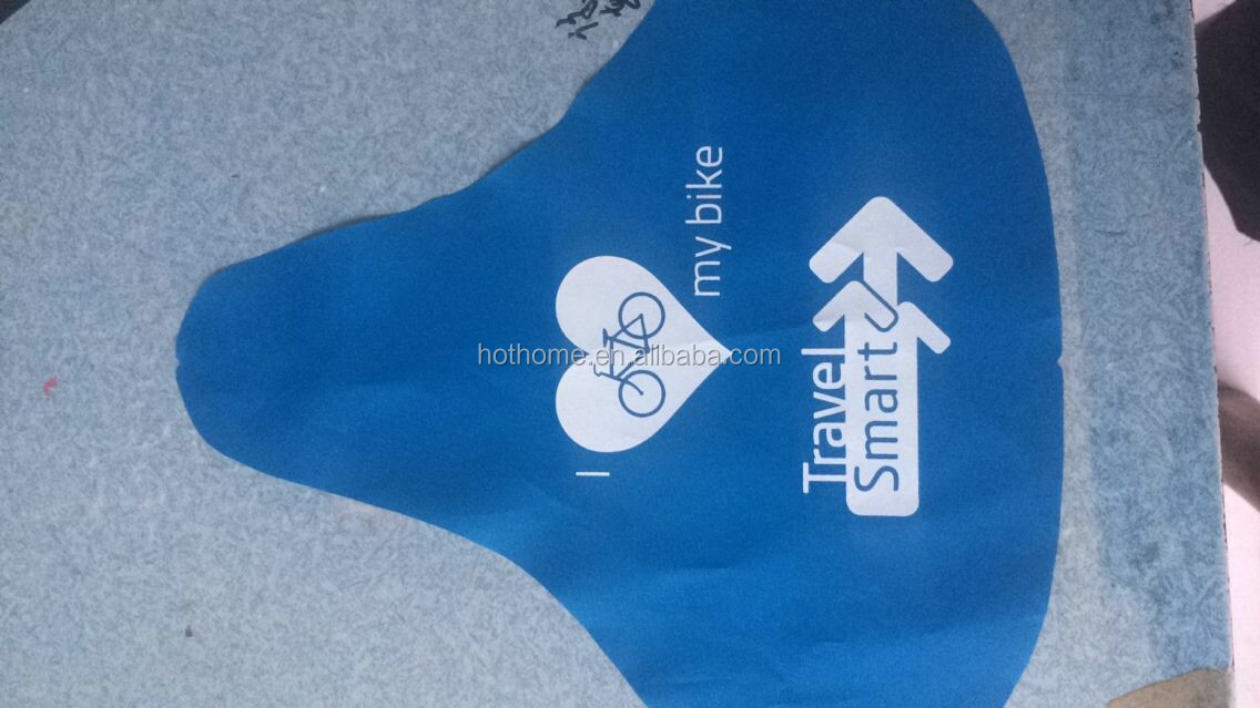 promotional bike seat cover